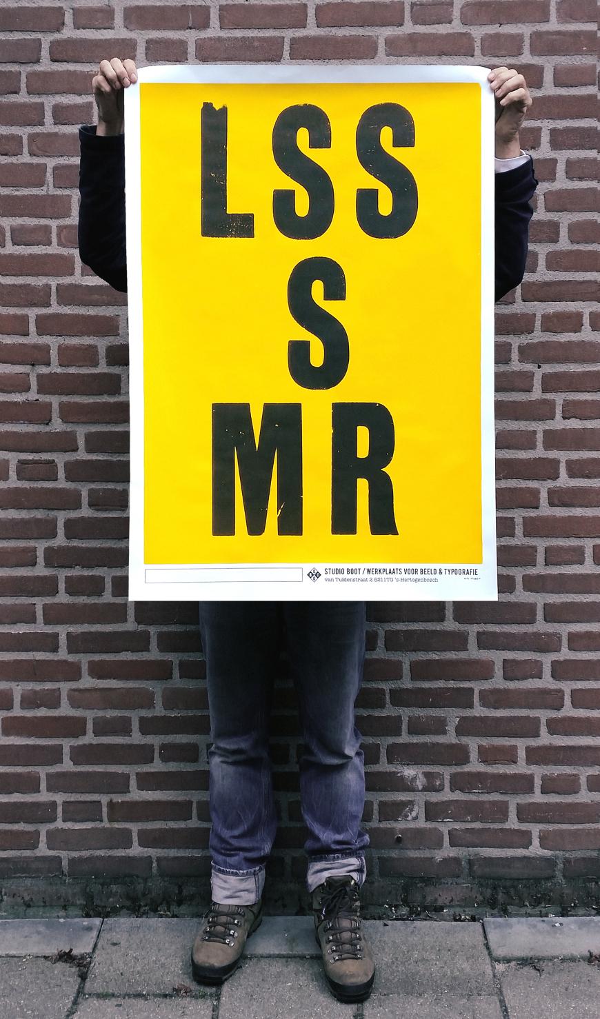 LSSSMR